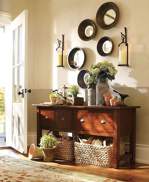 Entryway Inspiration and Idea
