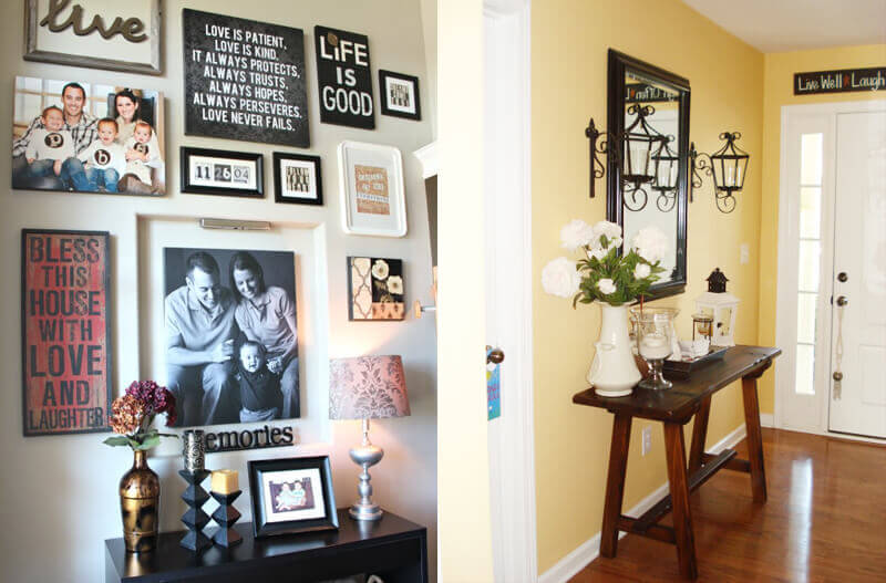 The Entryway Decor Ideas