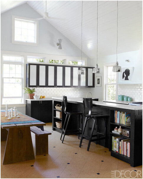 Black-and-White-color-kitchen-idea