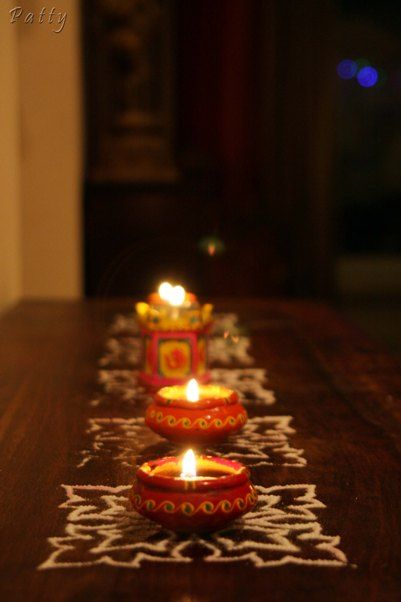Diya Decoration Ideas