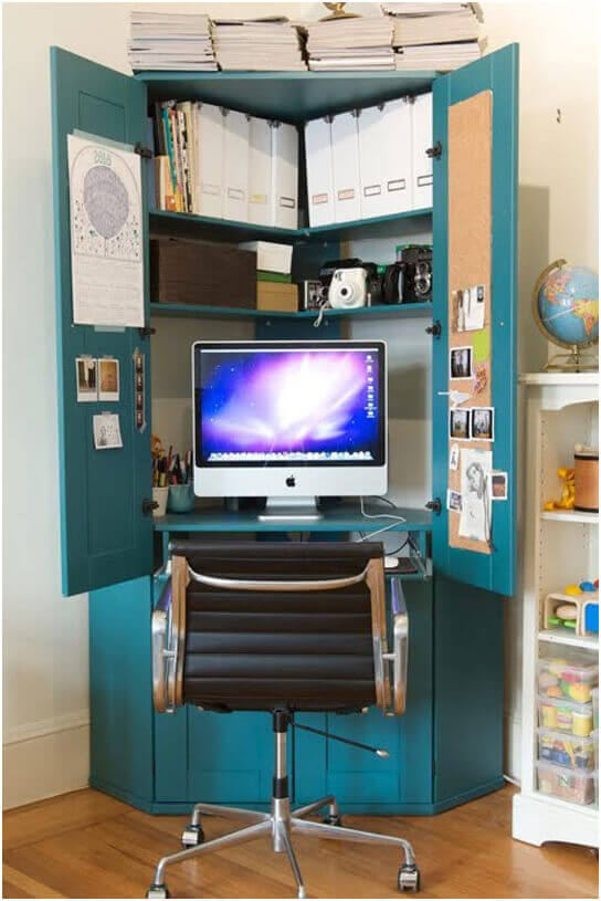 Office Design Ideas, Home Office Design, Office Design, Small Office Ideas