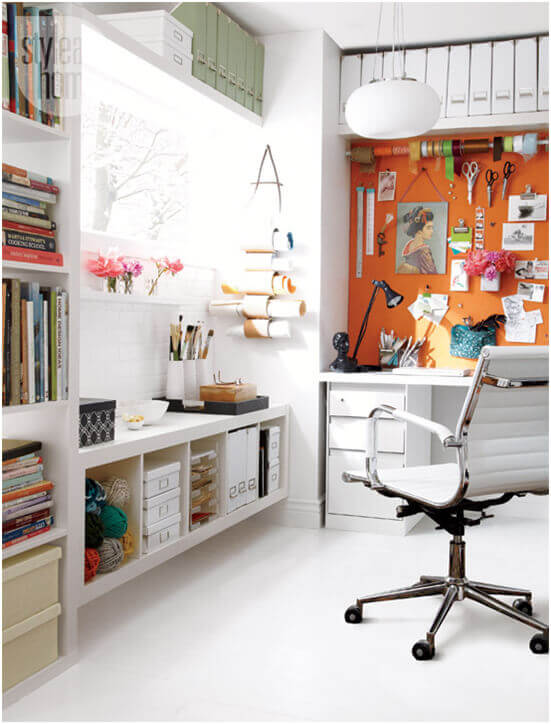20 Creative Home Office Design Ideas – Styling Your Home Work Space ...