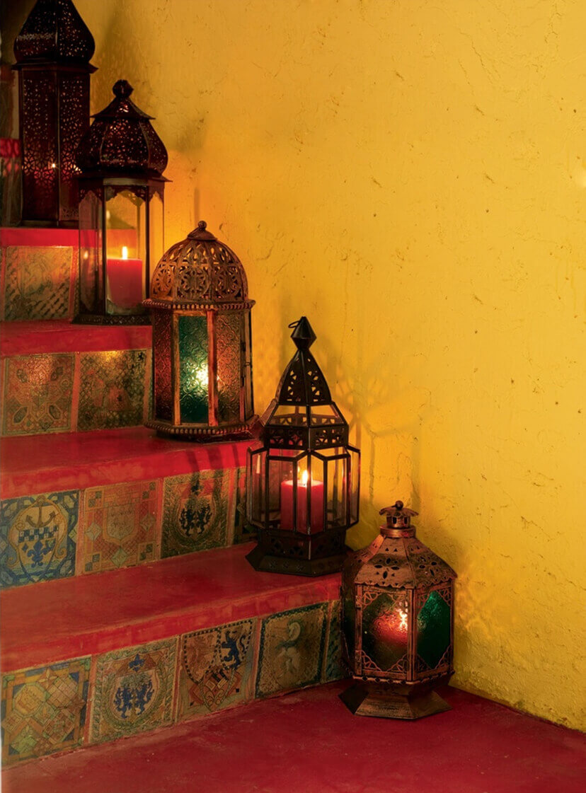 diwali-lamp-decoration-ideas