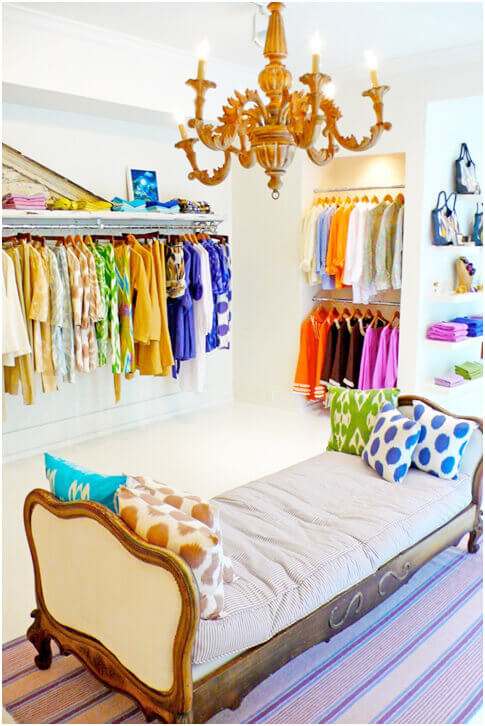 Walk-in Closet Ideas, Walk-in Closet Interior Design