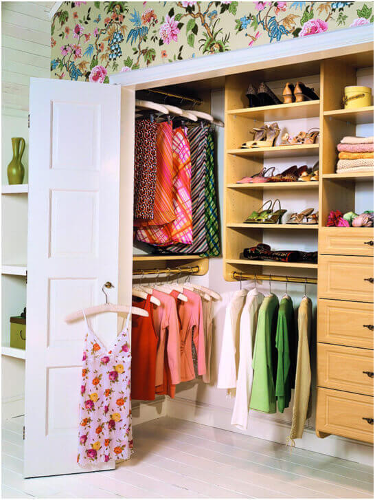reach-in closet ideas, reach-in closets, closet ideas